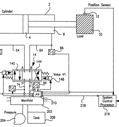 patent us6289259 intelligent hydraulic manifold used in an hydraulic pressure transducer schematic [ 2618 x 2230 Pixel ]