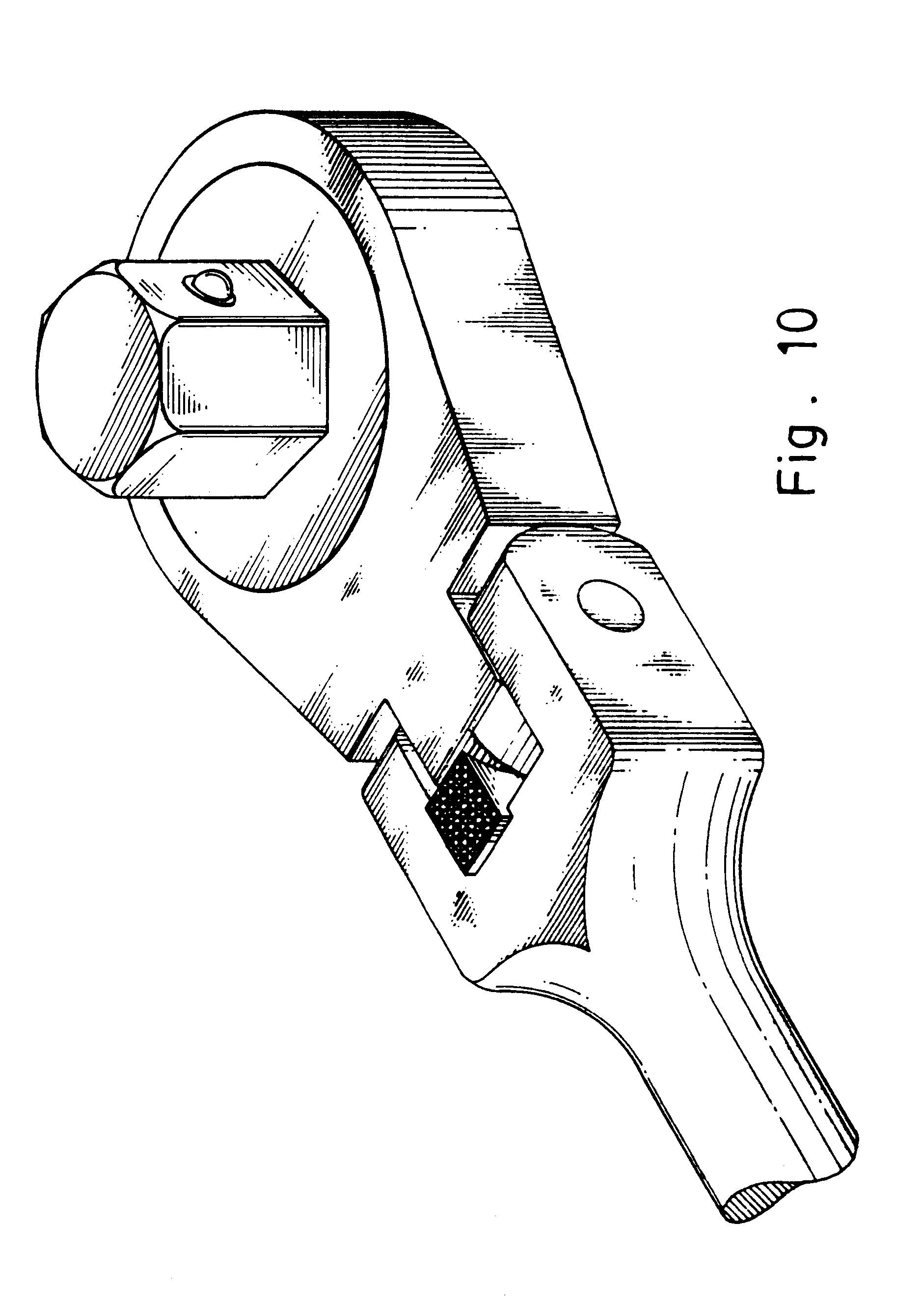 Adjustable Wrench: Adjustable Wrench Drawing