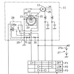 Ongaro Wiper Motor Wiring Diagram Switch Diagrams Lucas 14w Impremedia