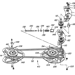 John Deere Lt155 Wiring Diagram Crochet Wrap Triangle Lx255 Stx38 Mower