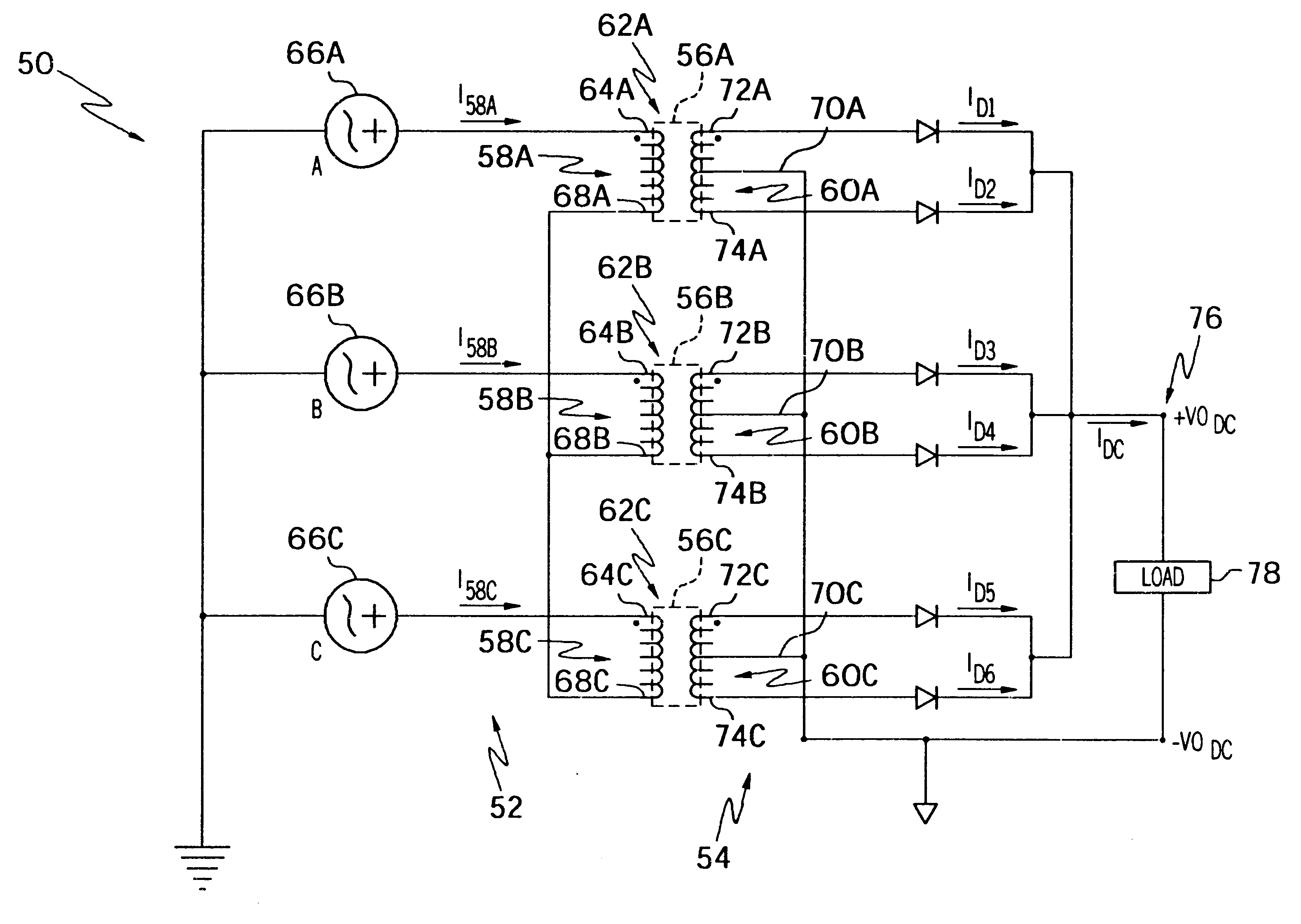 Circuit Diagram Half Wave Rectifier Auto Electrical Wiring Transformer