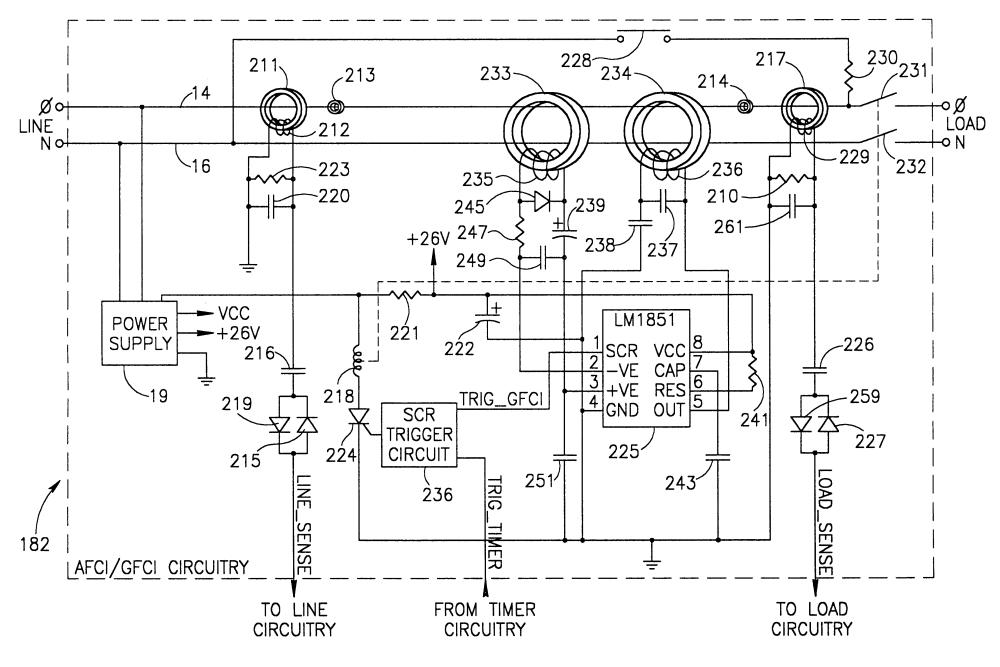 medium resolution of afci schematic wiring diagram wiring schematicafci wiring methods simple wiring diagram schema house circuit breaker wiring