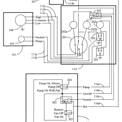 Hvac Thermostat Wiring Diagram Hotpoint Aquarius Ctd00 Patent Us6357243 - Remote Control System For Evaporative Coolers Google Patents