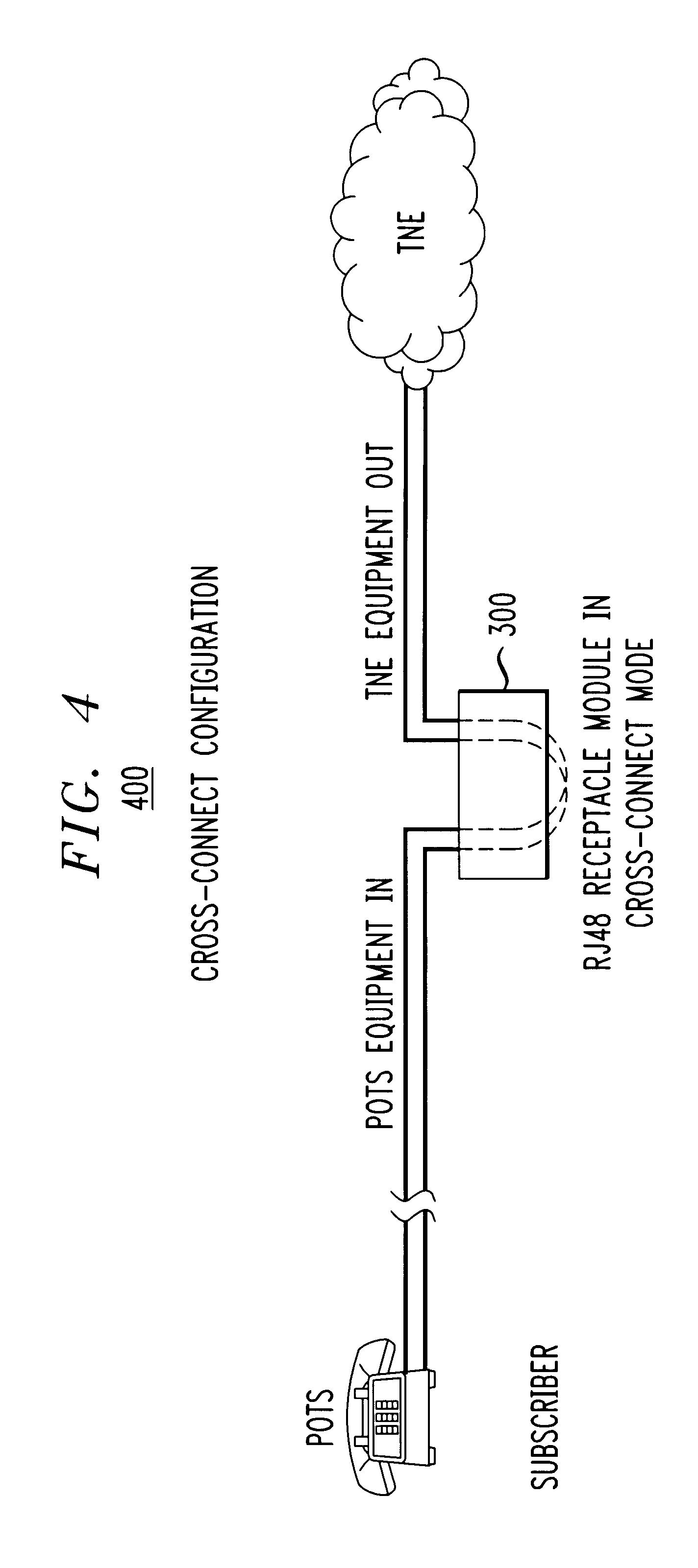t1 line wiring diagram basic sentence diagramming worksheet rj 48 pinout diagrams