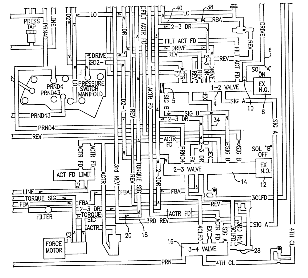 medium resolution of 4l80e hydraulic diagram best wiring diagram 4l80e hydraulic schematic 4l80e hydraulic diagram