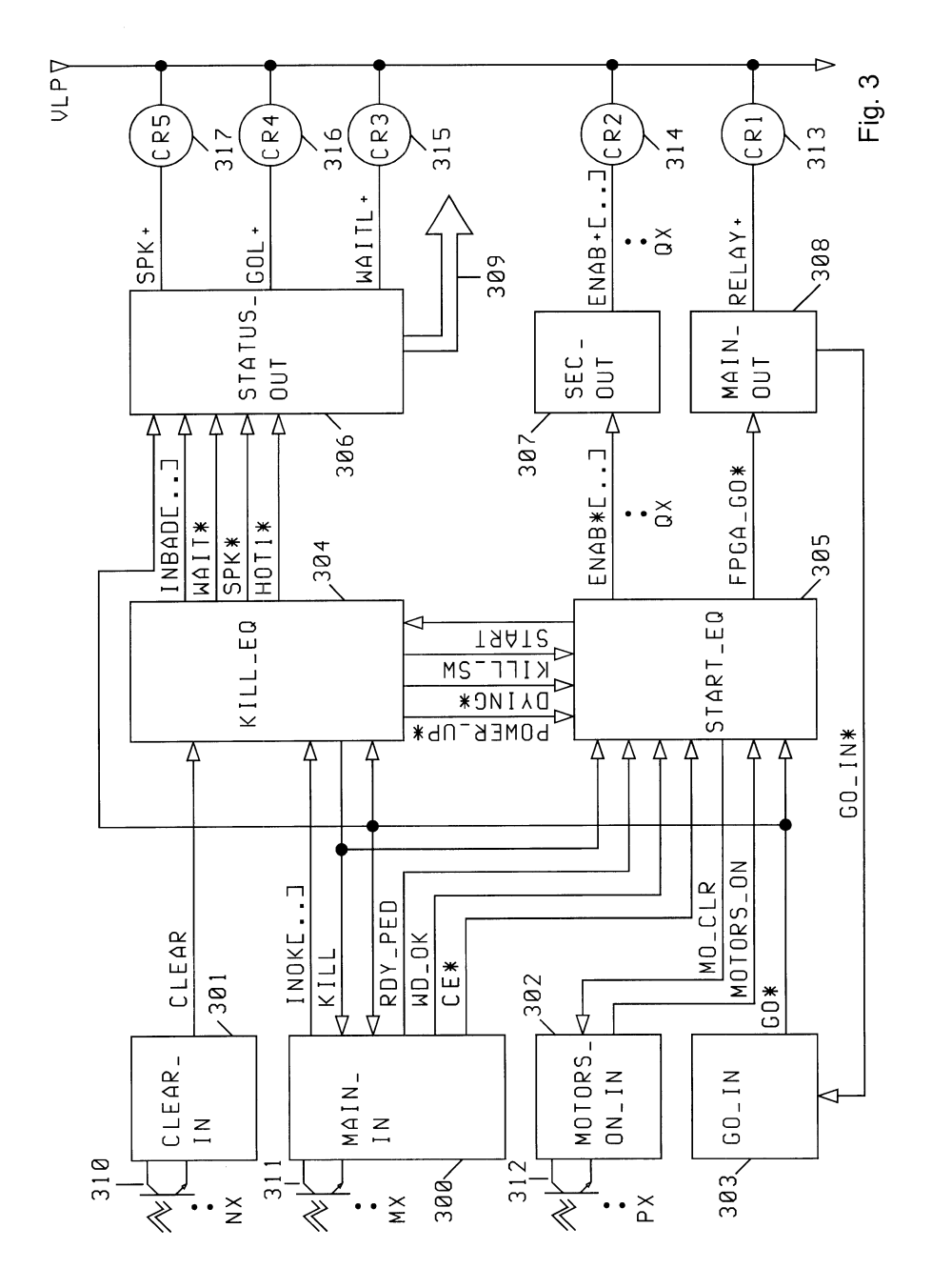 medium resolution of us6392318 programmable emergencystop circuit google patents