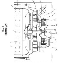 patent us6396190 brushless dc motor in washing machine washing machine motor schematic whirlpool washing machine wiring diagram [ 2535 x 2985 Pixel ]