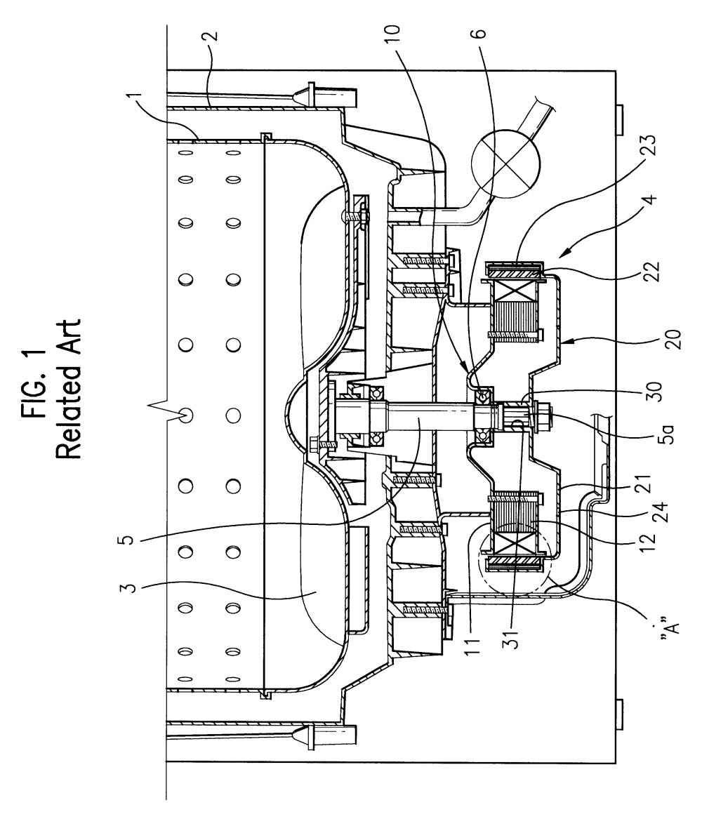 medium resolution of patent us6396190 brushless dc motor in washing machine washing machine motor schematic whirlpool washing machine wiring diagram