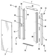 Patent US6405506 - Door frame for metal buildings - Google ...
