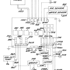 Voltage Sensing Relay Wiring Diagram Warn Winch Solenoid Patent Us6407469 - Controller System For Pool And/or Spa Google Patents