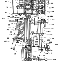 Marine Engine Cooling System Diagram Emergency Light Wiring Maintained Yamaha Outboard Bing Images