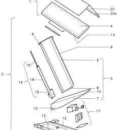 patent us6435110 mobile veterinary treatment prep table google patent drawing vssi vet table wiring diagram  [ 2681 x 3772 Pixel ]