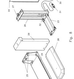patent us6435110 mobile veterinary treatment prep table google patent drawing vssi vet table wiring diagram  [ 2708 x 3738 Pixel ]