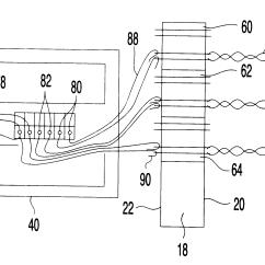 Vdsl Wiring Diagram Photocell Lighting Patent Us6438226 Xdsl Splitter Assembly For Main