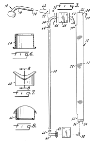 Patent US6470510 - Pullout hand-held shower - Google Patents