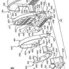 13 Terminal Meter Socket Wiring Diagram 94 Jeep Cherokee Radio Patent Us6488535 Adapter With Connections