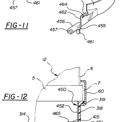 13 Terminal Meter Socket Wiring Diagram Vga To Av Cable Patent Us6488535 Adapter With Connections