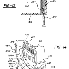 13 Terminal Meter Socket Wiring Diagram Limitorque Diagrams Mx Patent Us6488535 Adapter With Connections