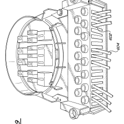 13 Terminal Meter Socket Wiring Diagram Harley Speed Sensor Patent Us6488535 Adapter With Connections