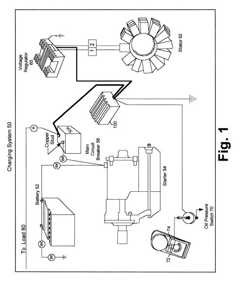 small resolution of harley davidson charging system wiring diagram 46 wiring alternator charging system gm charging system diagram