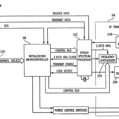 Electric Meter Wiring Diagram Uk 2003 Ford Windstar Vacuum Hose Patent Us6538577 Electronic For Networked
