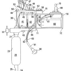 Tattoo Machine Wiring Diagram Cargo Light Patent Us6550356 Technology Google Patents