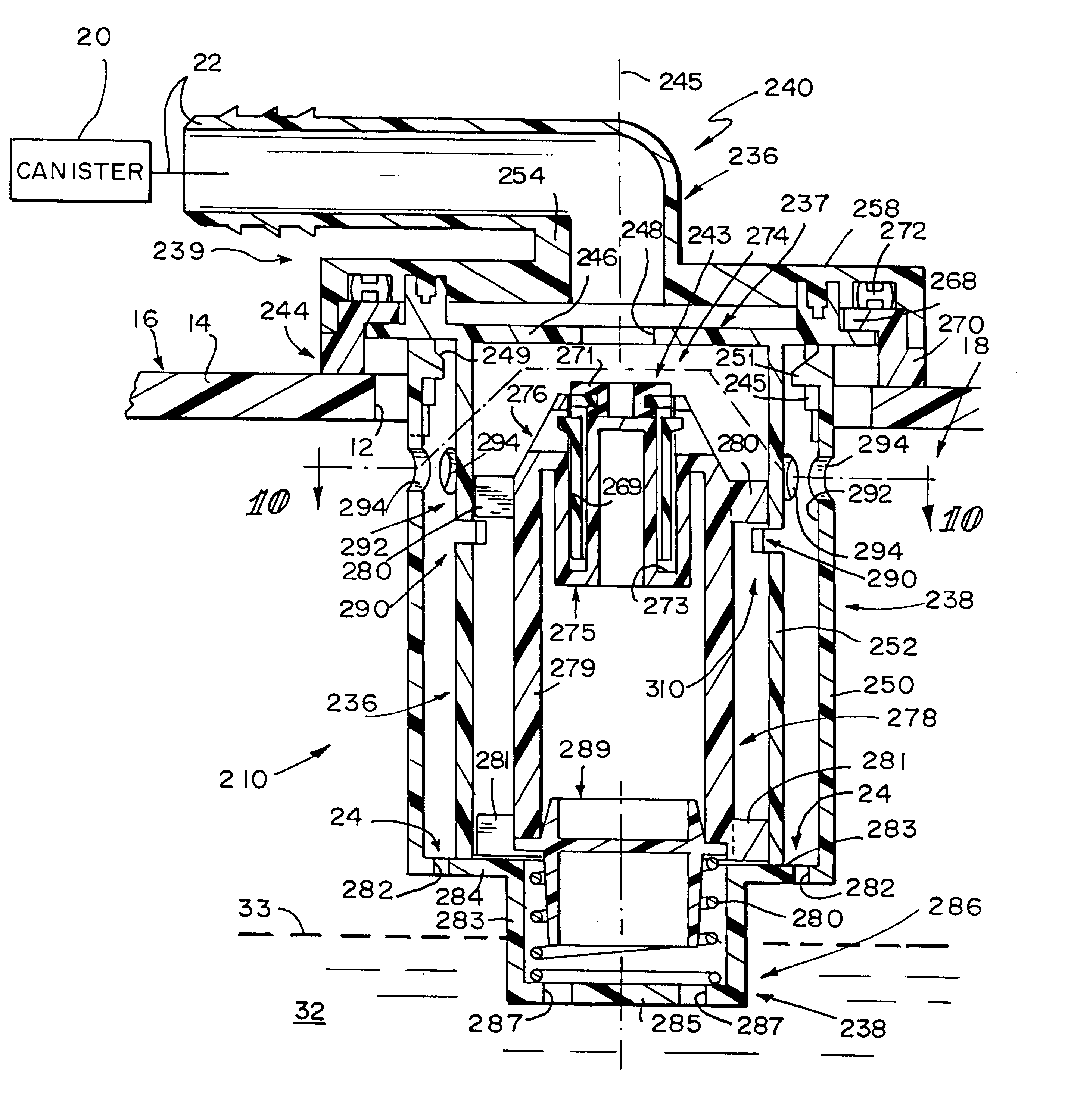 Billet Fuel Tank Vent Filter Auto Electrical Wiring Diagram Tig Welding Handpiece Related With
