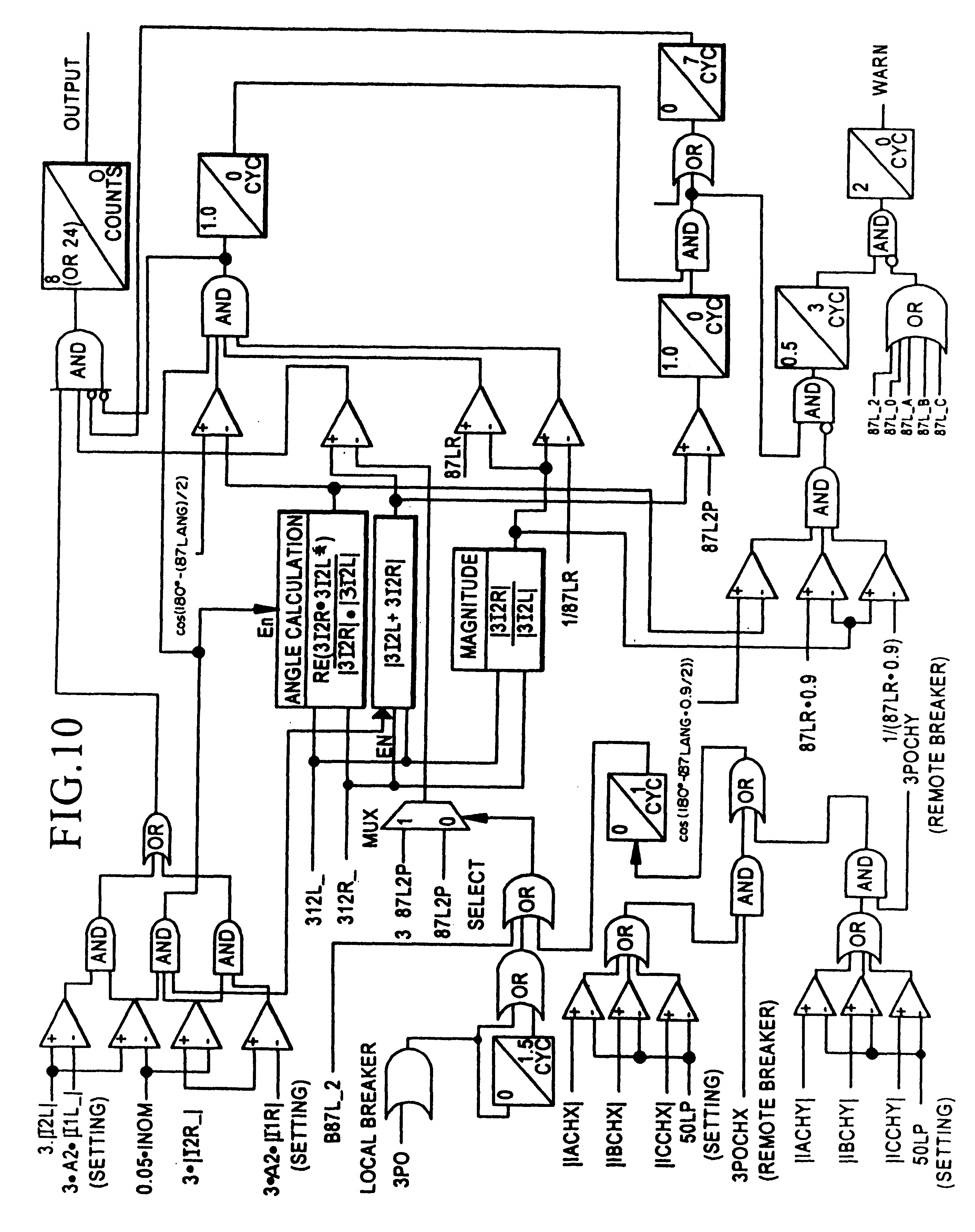 deltum jointer wiring diagram 3 Phase Step Down Transformer Wiring Diagram hight resolution of patent us6590397 line differential protection system for a power deltum wye transformer schematic