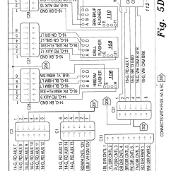 Delco Radio Wiring Diagram 2005 Nissan Frontier Electronics Model 15071234 Delphi Truck