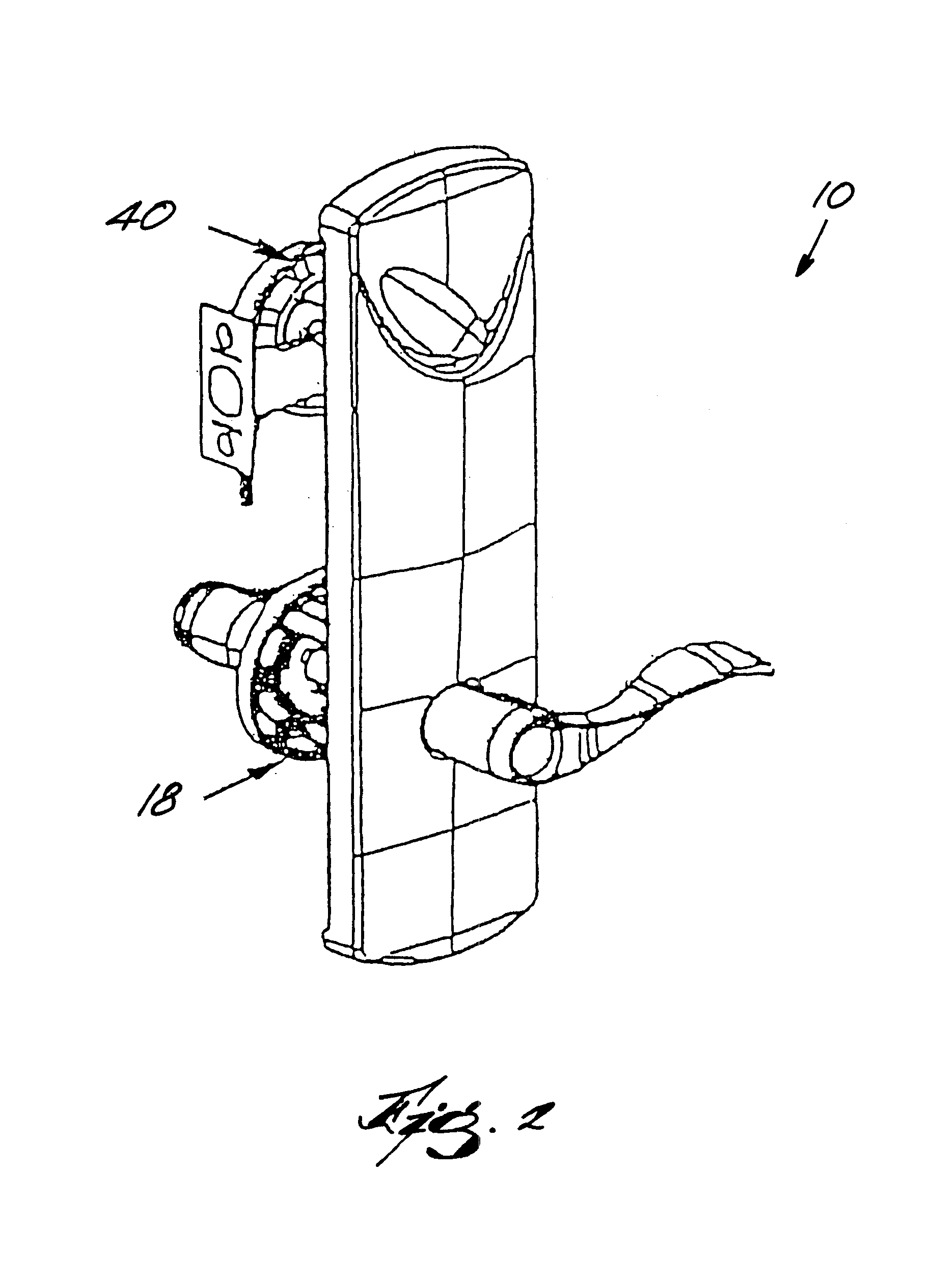 patent us6612141 interconnected lock with remote locking mechanism