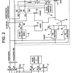 Iota I320 Emergency Ballast Wiring Diagram Tridonic Bodine Bdl94c B50 Tools U2022 1 Lamp