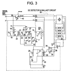 us06628083 20030930 d00005 patent us6628083 central battery emergency lighting system emergency lighting inverter [ 2417 x 2600 Pixel ]