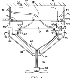 us06634901 20031021 d00001 patent us6634901 quick connect device for electrical fixture encon ceiling fan wiring diagram [ 2358 x 2960 Pixel ]