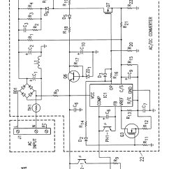 Dc Regulated Power Supply Circuit Diagram Painless Wiring Lt1 Patent Us6650560 Dual Input Ac And