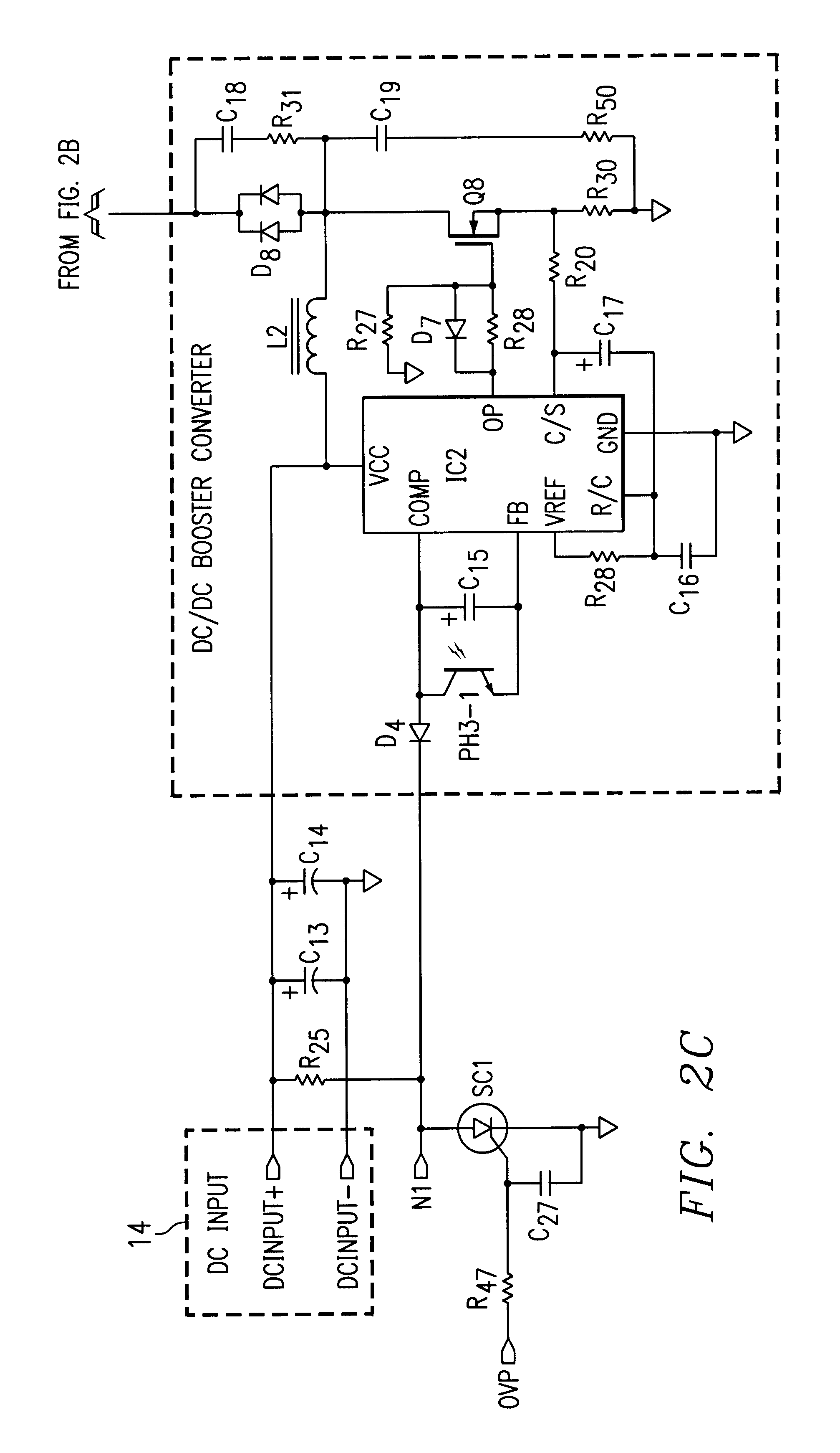dc regulated power supply circuit diagram electronic flasher wiring patent us6650560 dual input ac and