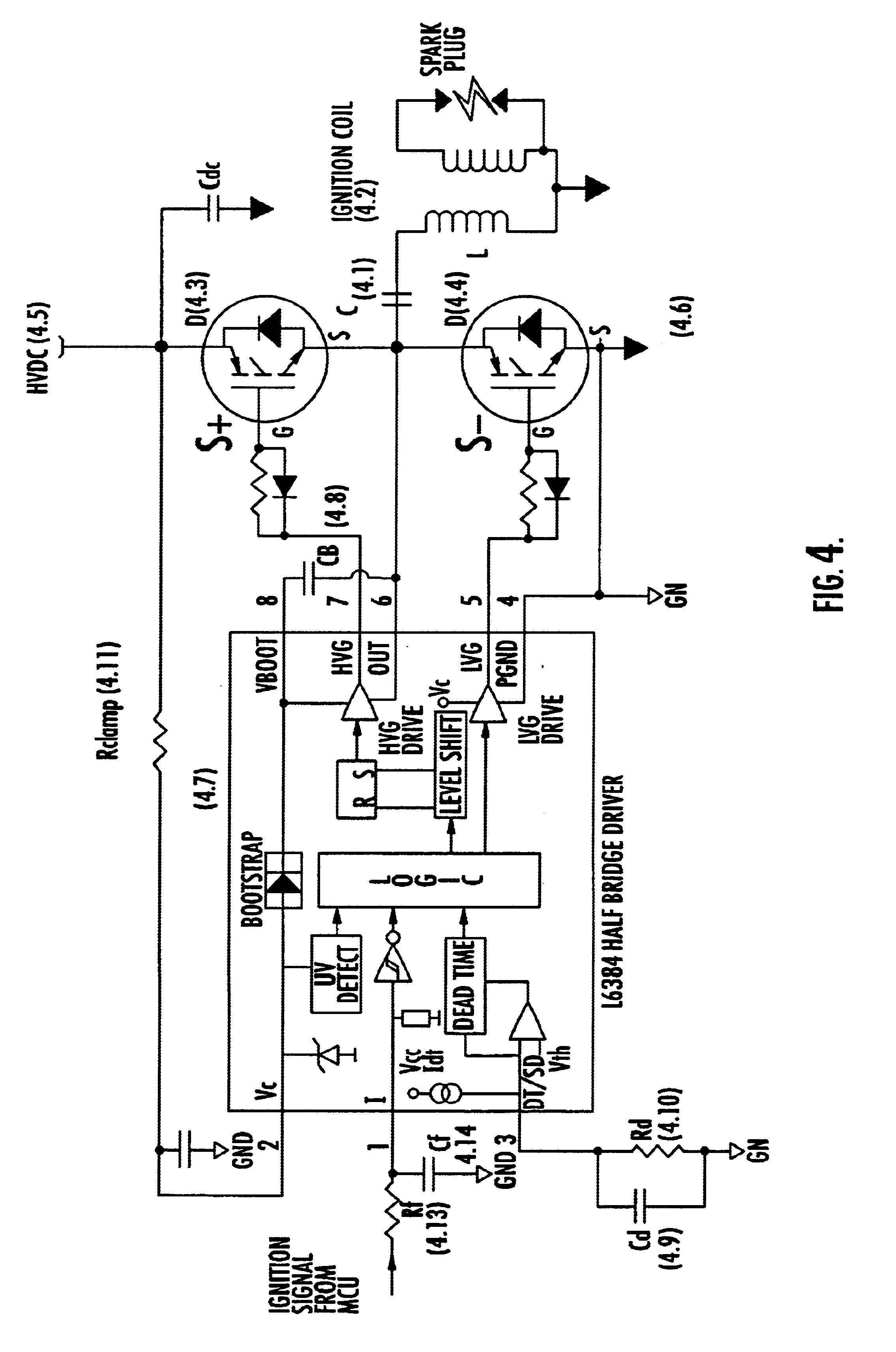 Ignition Coil Capacitor