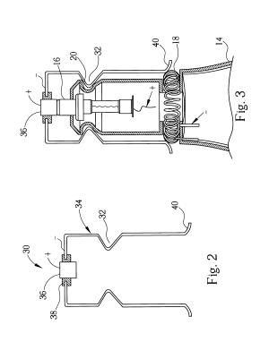 Patent US6733342  Cigarette lighter plug that can be