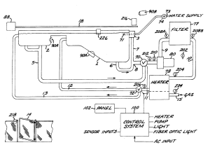 Patent US6747367  Controller system for pool andor spa