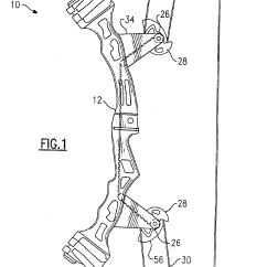 Compound Bow Diagram Fender Super Strat Wiring Patent Us6776148 Bowstring Cam Arrangement For