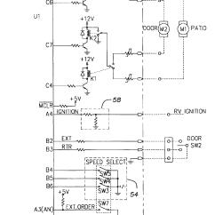 Dometic Awning Parts Diagram Nissan Navara Headlight Wiring Patent Us6798158 Wind Sensing Control Google