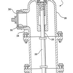 Basic Fire Hydrant Diagram 1999 Kenworth W900 Ac Wiring Patent Us6816072 Anti Tamper Device