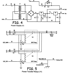 us06825578 20041130 d00003 patent us6825578 state machine controlled automatic transfer westinghouse automatic transfer switch wiring diagram [ 2438 x 2786 Pixel ]