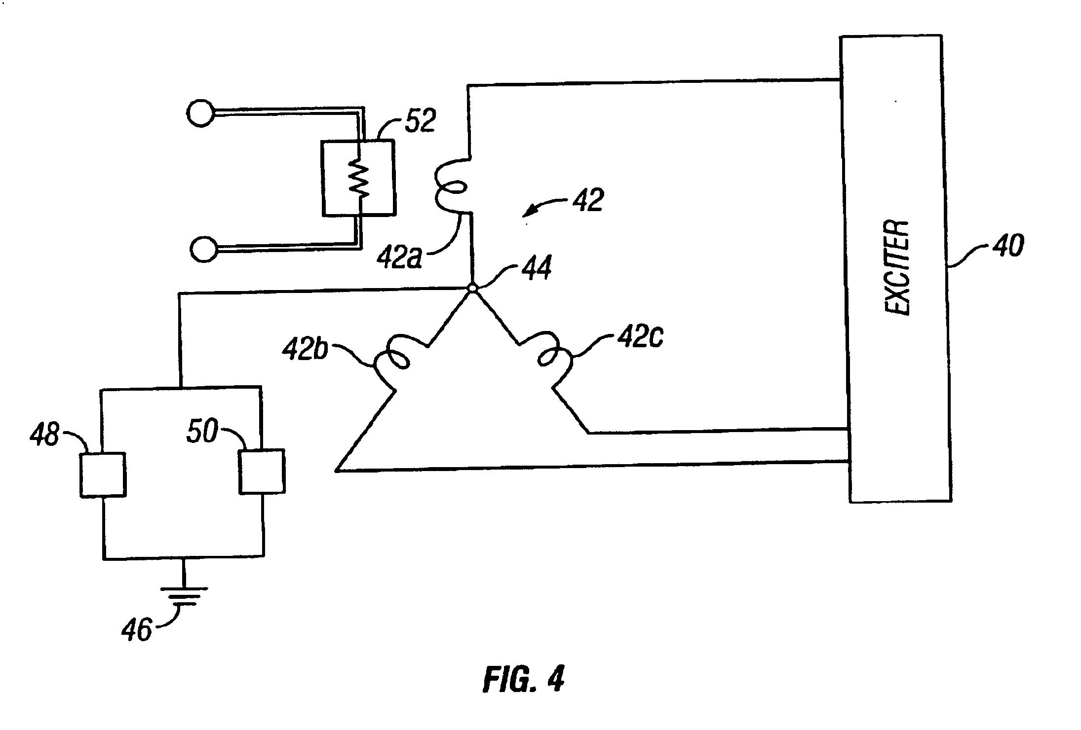 surge suppression circuit diagram