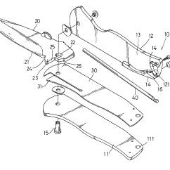 Parts Of A Pocket Knife Diagram Bar 3rd Grade Math Multiplication And Division Patent Us6834432 With Lock Design Google