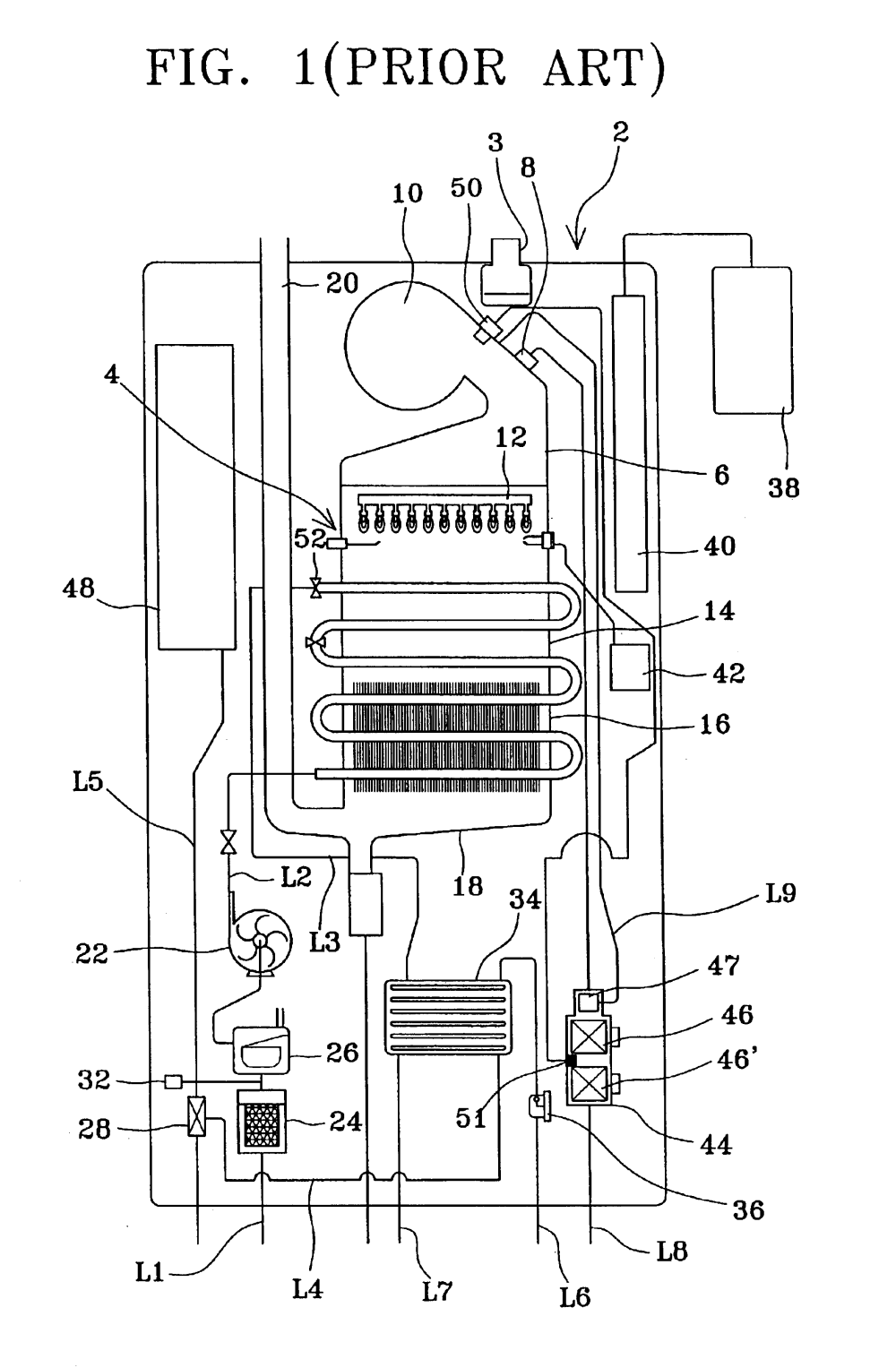 medium resolution of photos of condensing boiler piping schematic