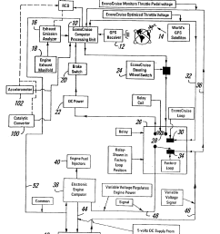 patent us6845314 method and apparatus for remote communication of vehicle combustion 2004 international 4300 a c wiring [ 2758 x 3777 Pixel ]