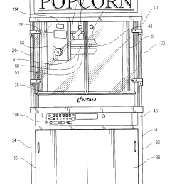 cretors popcorn machine wiring diagram wiring diagram b7patent us6872923 one pop popcorn popper google patents cretors [ 2219 x 3543 Pixel ]