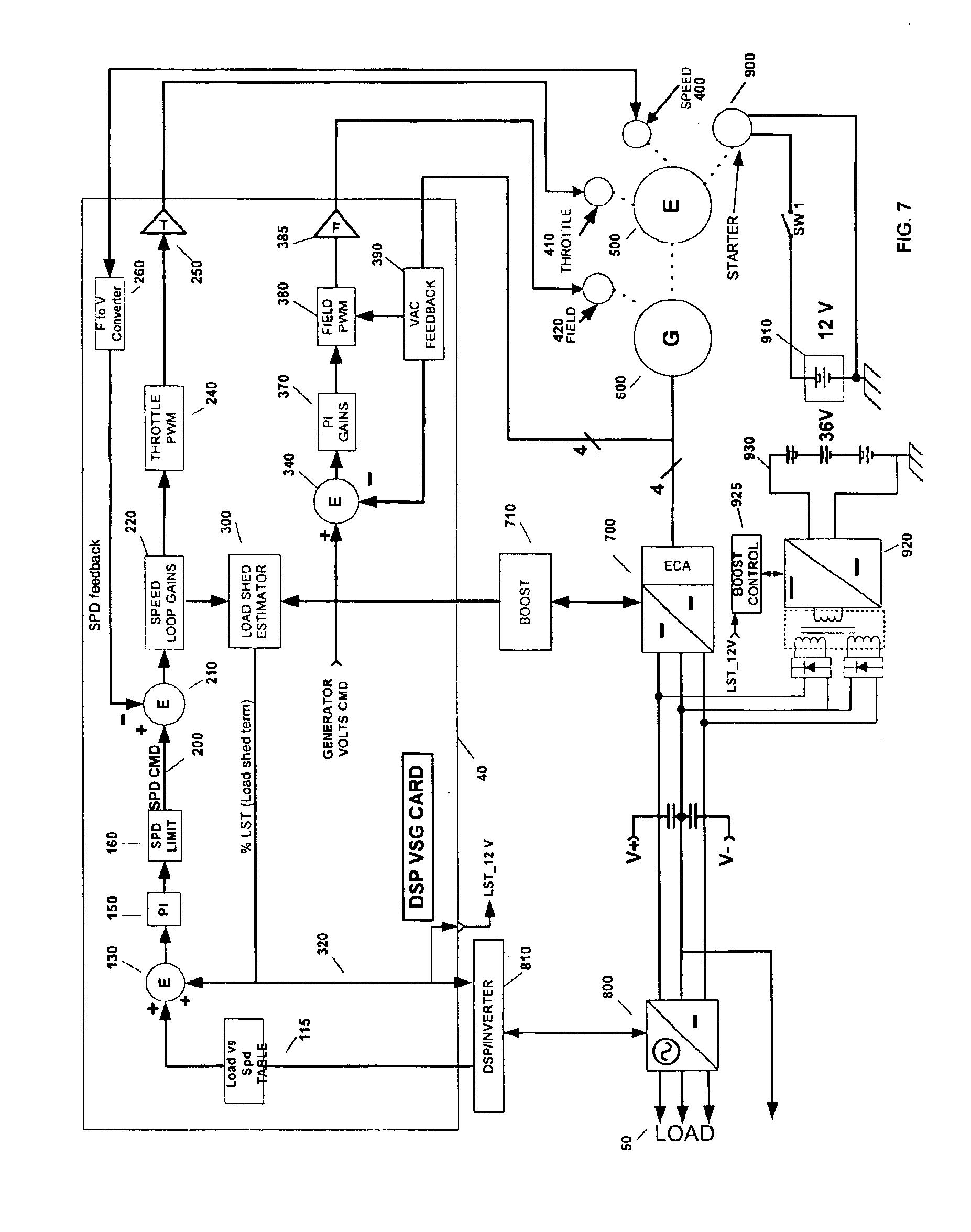 US06879053 20050412 D00007?resize\\\=665%2C844 12 hp kohler wiring diagram wiring diagrams Kohler Engine Diagram 12 5 Command at aneh.co