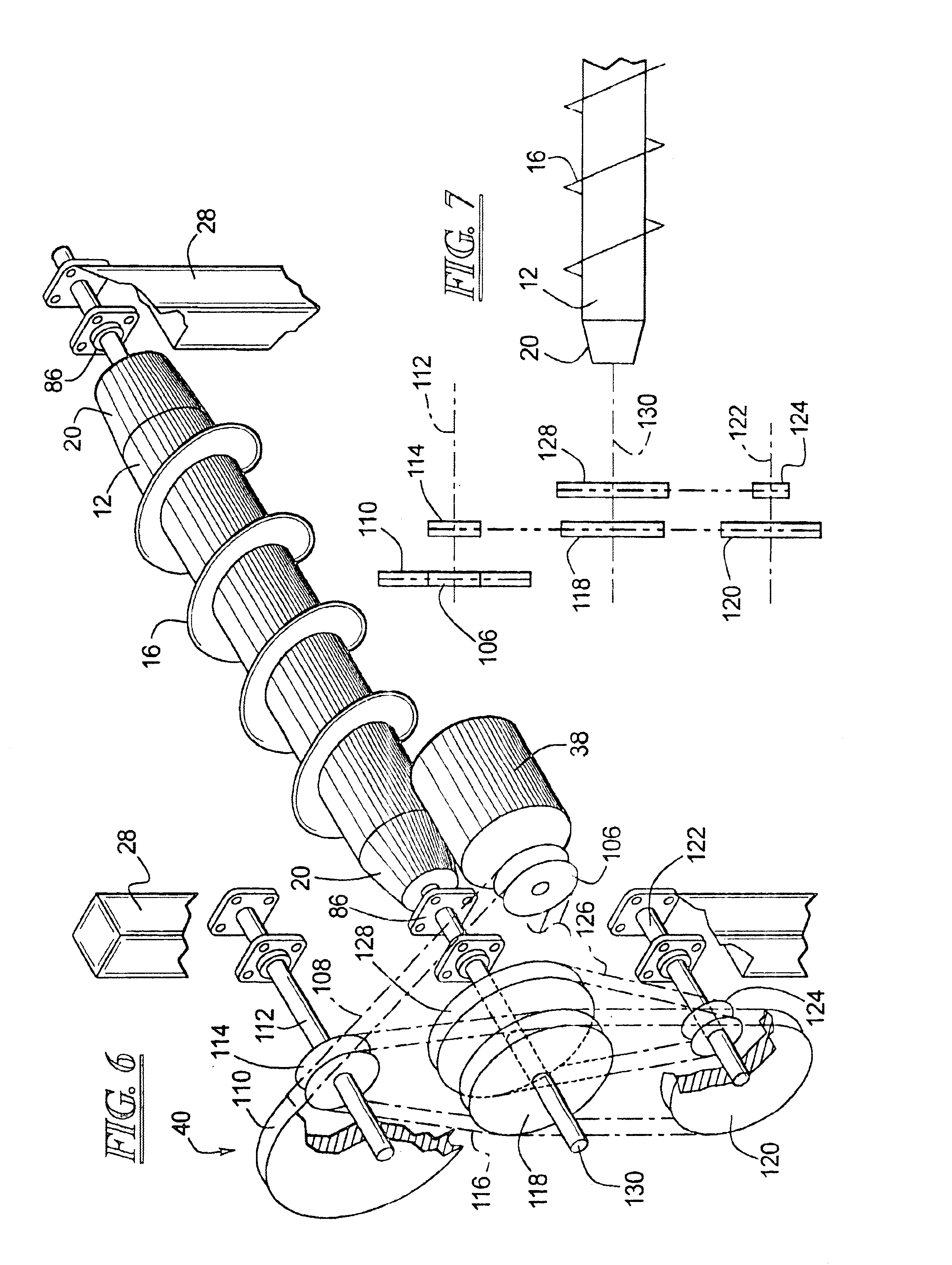 Us06899263 20050531 d00003 patent us6899263 auger welder station and method patents on welder schematic