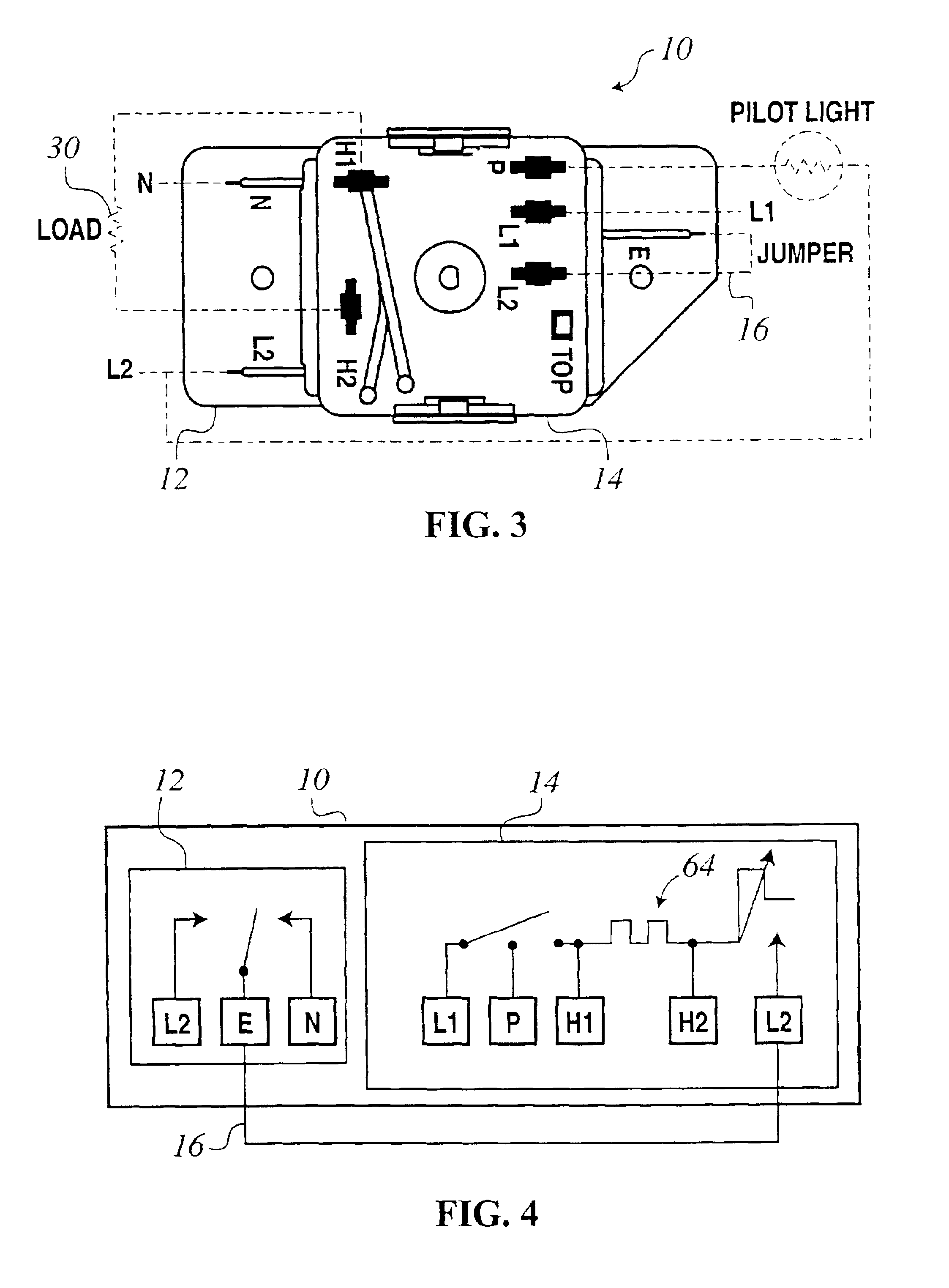 wiring voltage selector switch